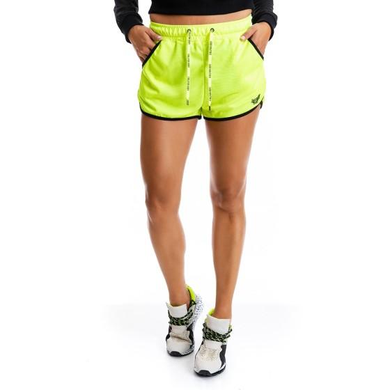 Αθλητικό Σορτς Evolution Body Lime 2311L
