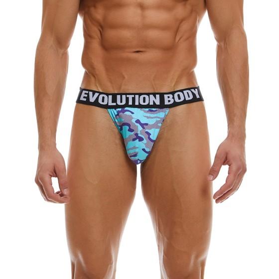Αθλητικό Εσώρουχο Evolution Body Aqua Camo 7018
