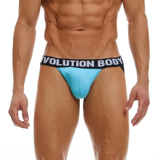 Jockstrap Εσώρουχο Evolution Body Aqua 7022