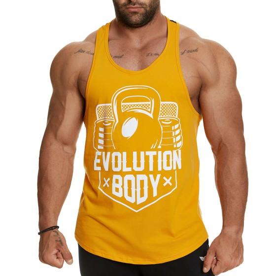 Τιραντάκι Evolution Body Κίτρινο 2403YELLOW