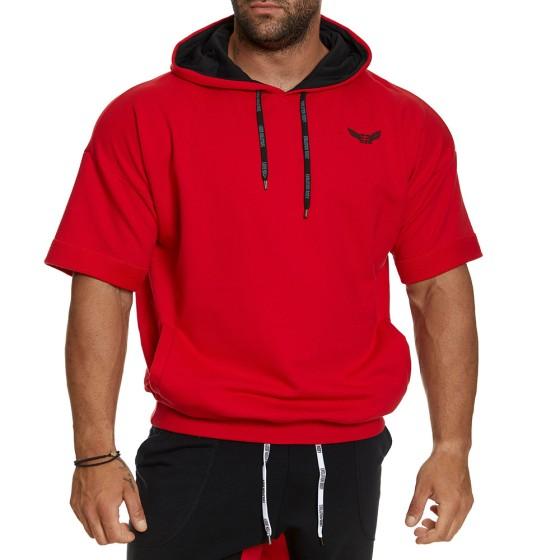 Κοντομάνικη μπλούζα Evolution Body Κόκκινο 2394RED