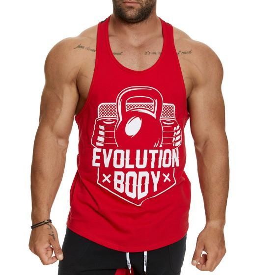 Τιραντάκι Evolution Body Κόκκινο 2403RED