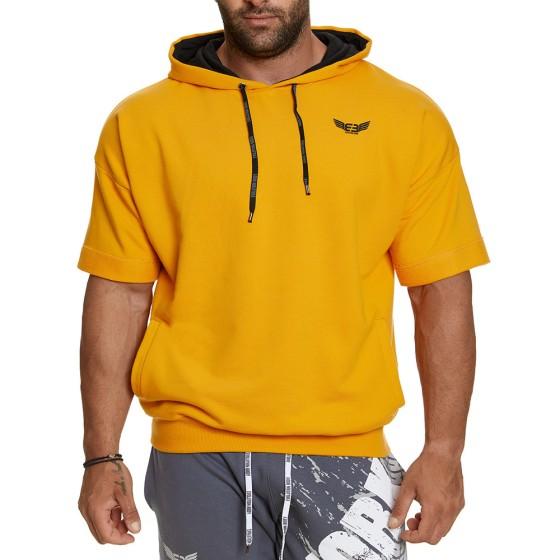 Κοντομάνικη μπλούζα Evolution Body Κίτρινο 2394YELLOW