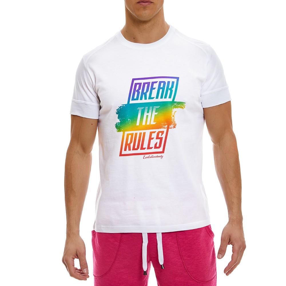 T-shirt Evolution Body Λευκό 2339Α