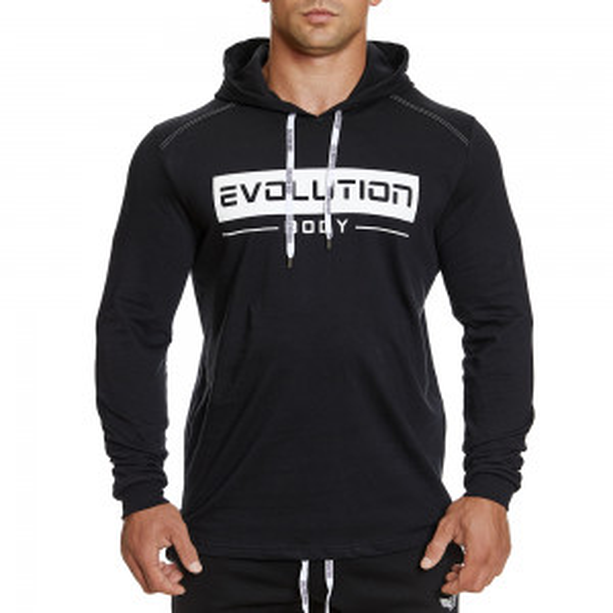 Μπλούζα Evolution Body Μαύρη 2413