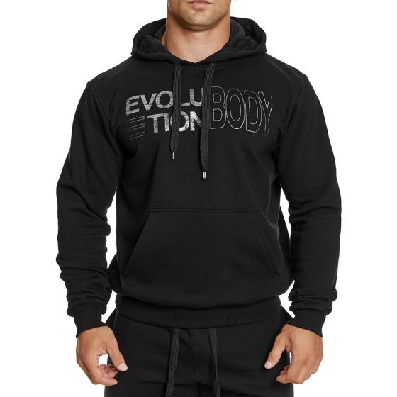 Φούτερ Evolution Body Μαύρο 2388