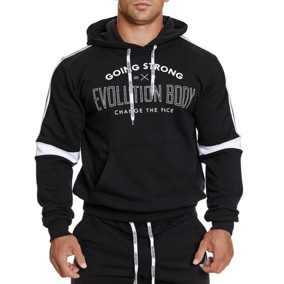 Φούτερ Evolution Body Μαύρο 2372