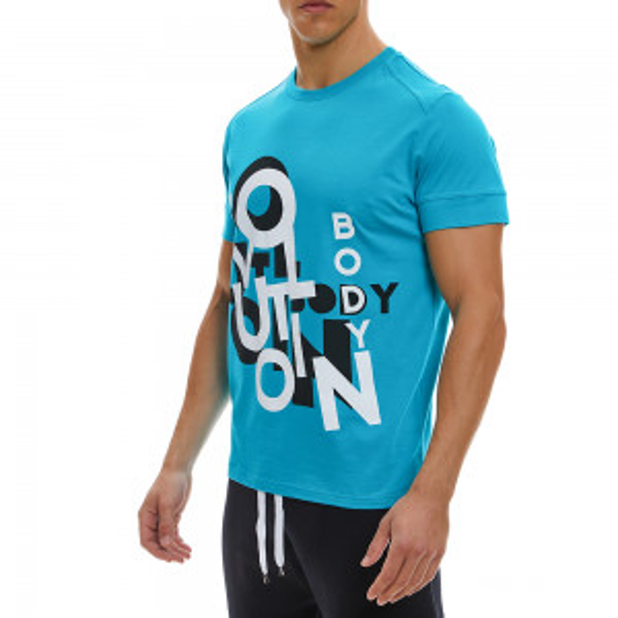 T-shirt Evolution Body Τιρκουάζ 2338TURQ