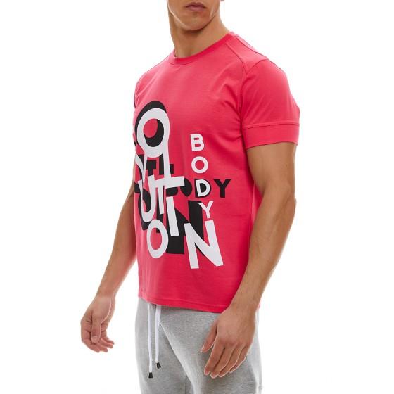 T-shirt Evolution Body Φούξια 2338FUCHSIA