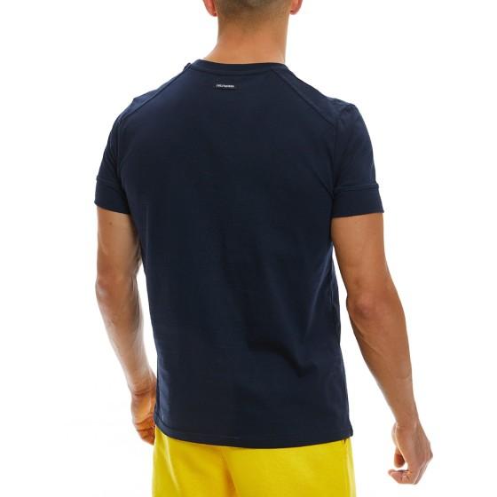 T-shirt Evolution Body Μπλε 2338ABLUE