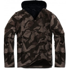 WINDBREAKER HOODIE SPLINTERNIGHT CAMO