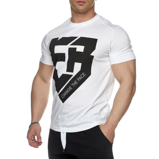 T-shirt Evolution Body Λευκό 2428WHITE