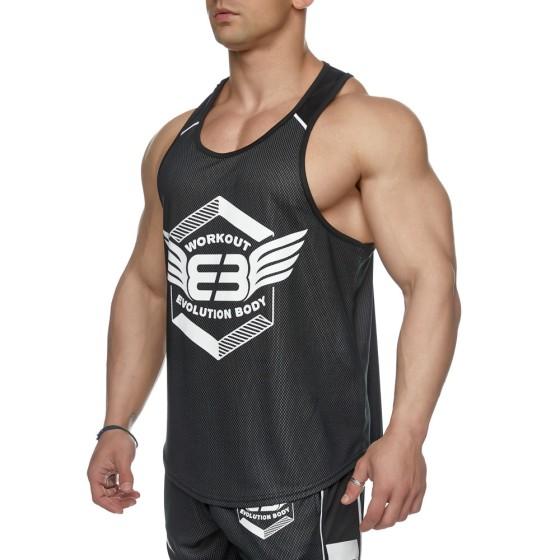 Τιραντάκι Evolution Body Mαύρο 2437BLACK