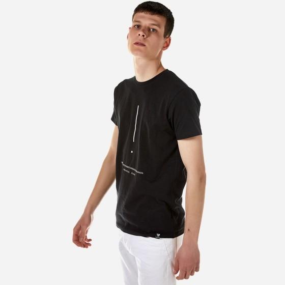 21012-217-04-BLACK ΑΝΔΡΙΚΟ T-SHIRT BROKERS