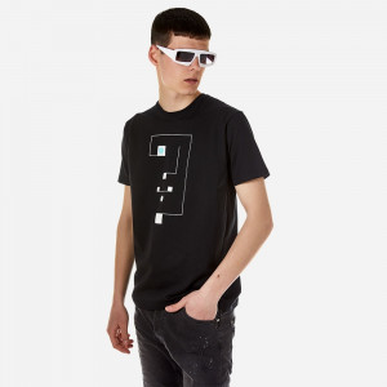 21012-207-01-BLACK ΑΝΔΡΙΚΟ T-SHIRT BROKERS