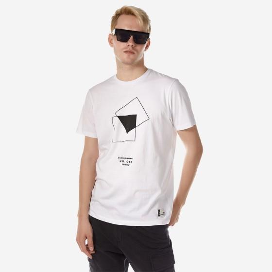 21001-919-01-WHITE ΑΝΔΡΙΚΟ T-SHIRT CAMARO