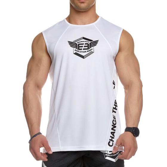 Τιραντάκι Evolution Body Λευκό 2447WHITE