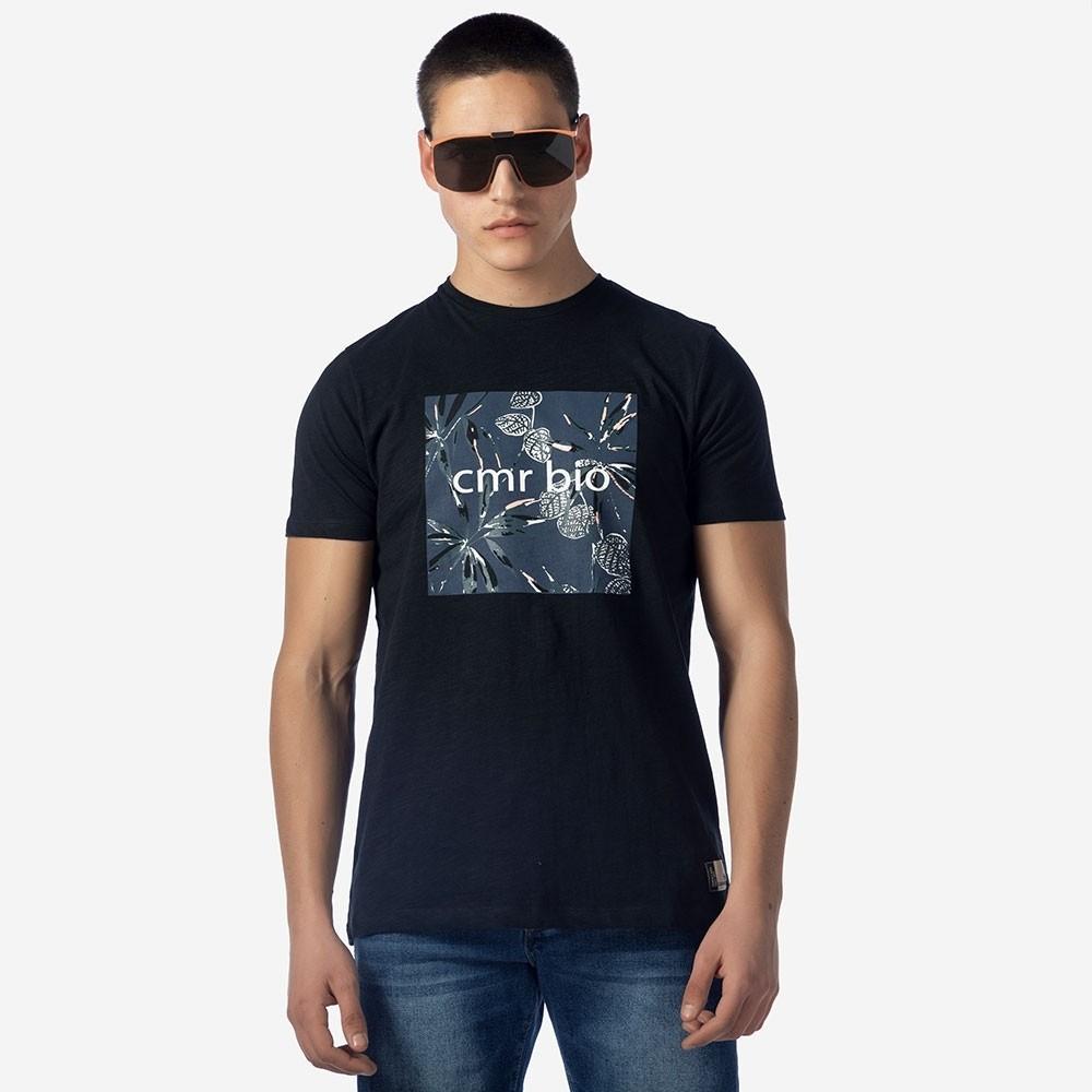 21001-935-04-BLACK ΑΝΔΡΙΚΟ T-SHIRT CAMARO