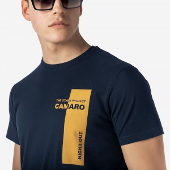 ΑΝΔΡΙΚΟ T-SHIRT CAMARO
