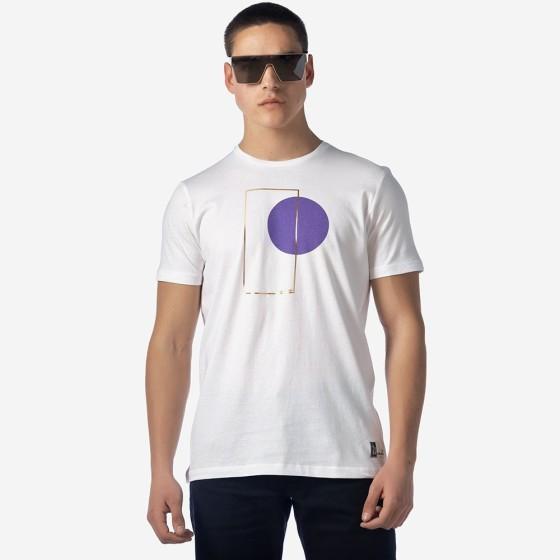 21001-913-01-WHITE ΑΝΔΡΙΚΟ T-SHIRT CAMARO