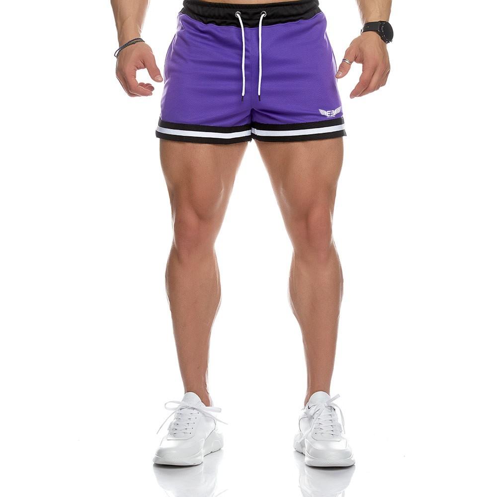 Αθλητικό Σορτς Evolution Body Μωβ 2445PURPLE