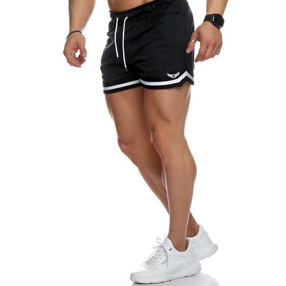 Αθλητικό Σορτς Evolution Body Μαύρο 2445BLACK