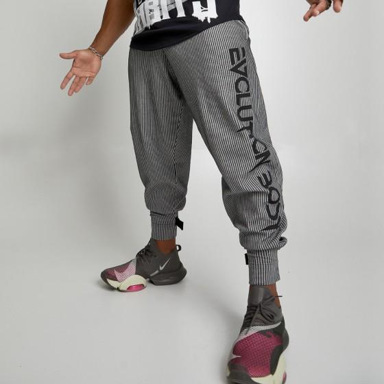 Φόρμα Evolution Body Γκρι-Μαύρο 2464