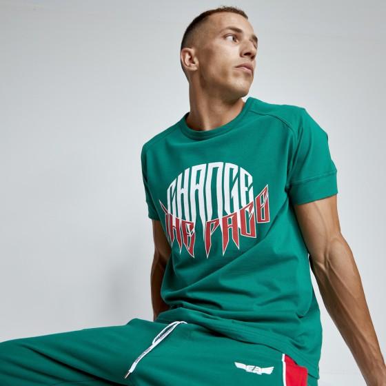 T-shirt Evolution Body Πράσινο 2490GREEN