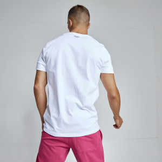 T-shirt Evolution Body Λευκό 2483WHITE