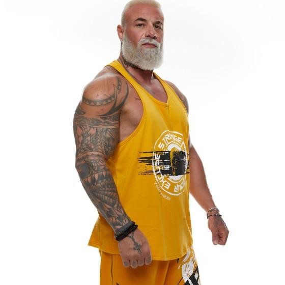 Τιραντάκι Evolution Body Κίτρινο 2458YELLOW