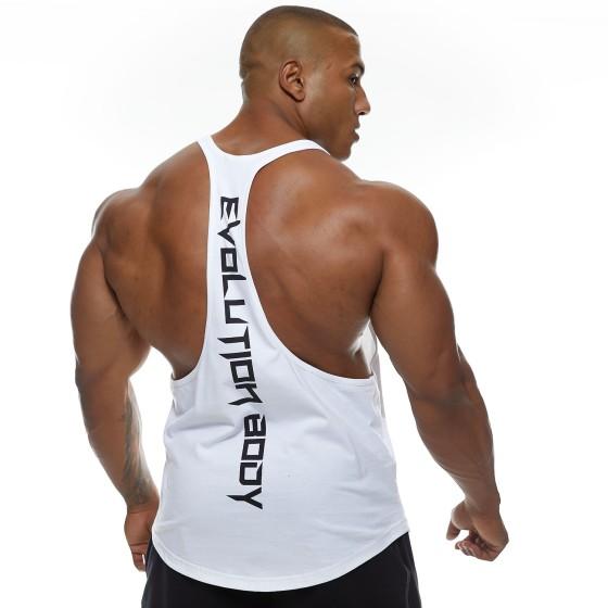 Τιραντάκι Evolution Body Λευκό 2457WHITE