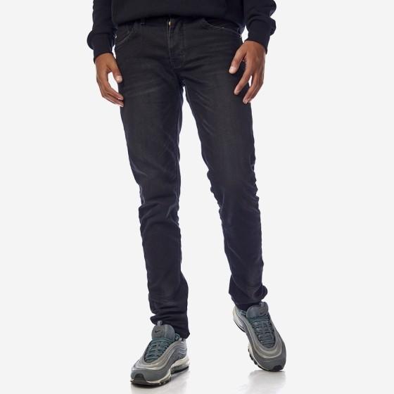 21501-355-03-BLACK Camaro Ανδρικό Jean Παντελόνι Μαύρο