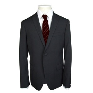 Men's Dark Suit