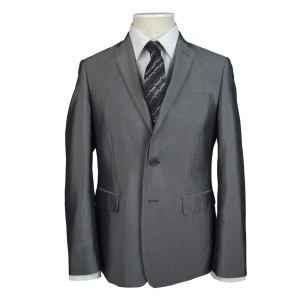 Men's Striped Suit