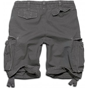 VINTAGE SHORTS URBAN ANTHRACITE