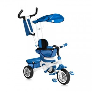 Tricycle B301B Blue & White