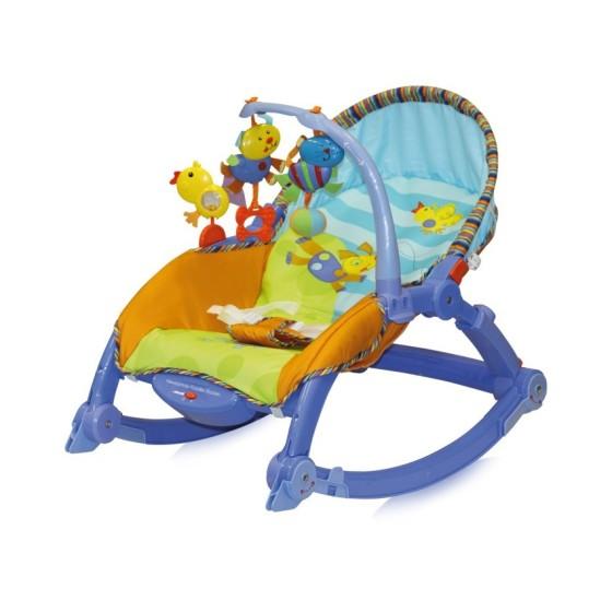 Baby Rocker 63500 - Blue