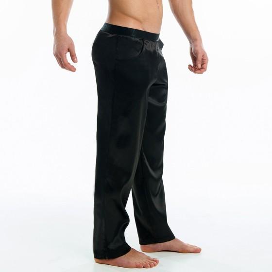 SATIN LOUNGE PANTS