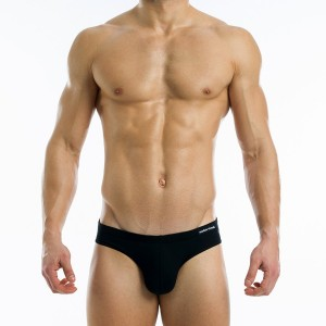 Antibacterial brief - Black