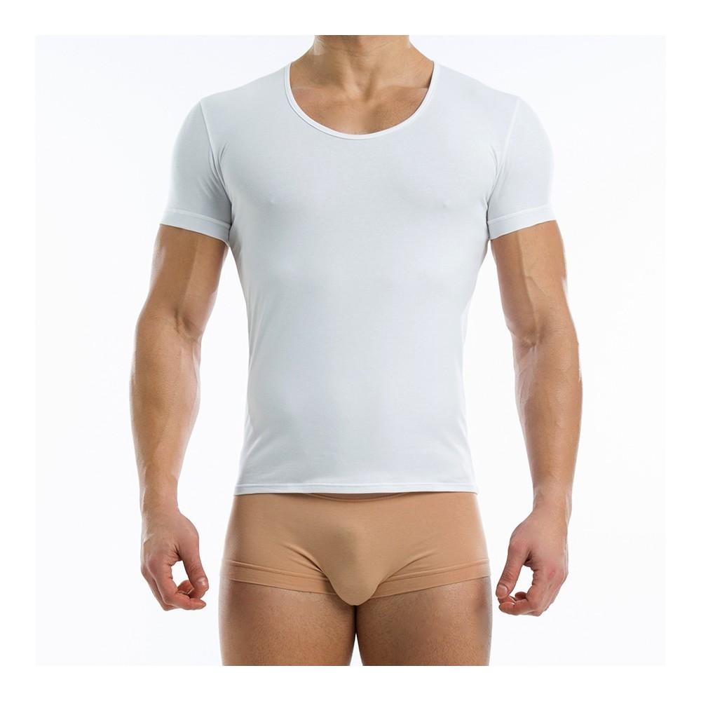 Antibacterial t-shirt - White