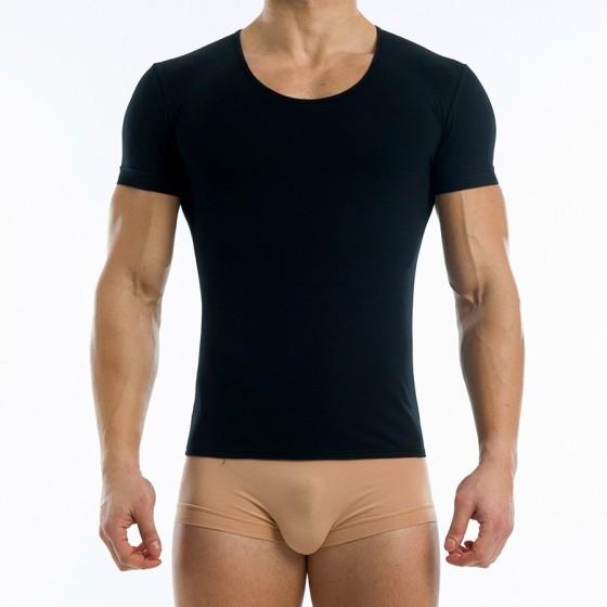 Antibacterial t-shirt - Μαύρο