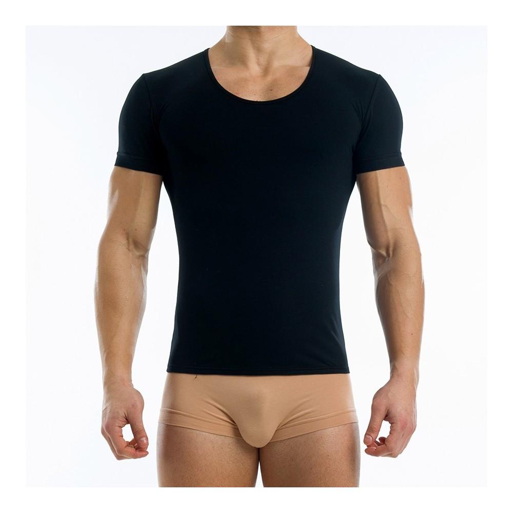 Antibacterial t-shirt - Black