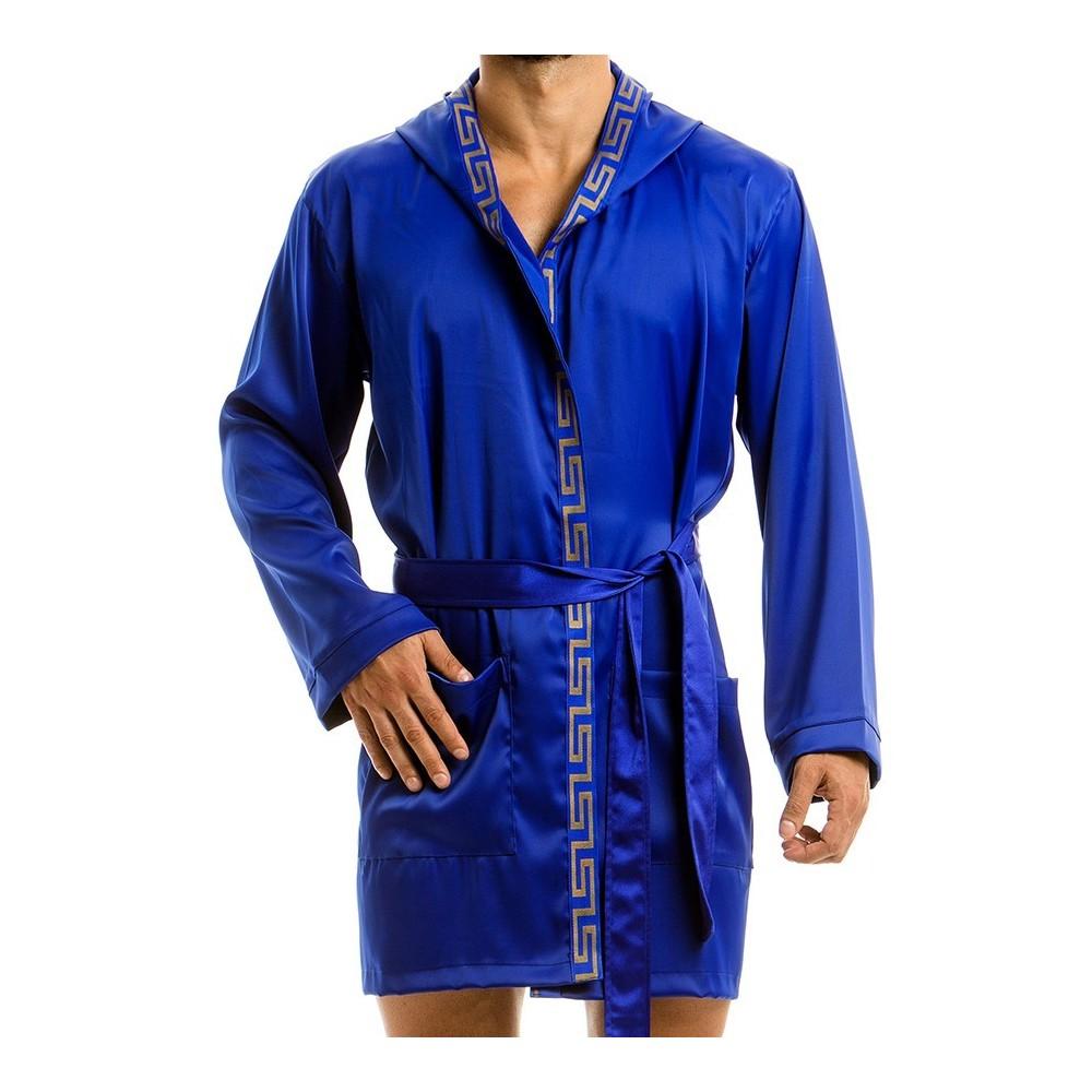Meander robe - Blue