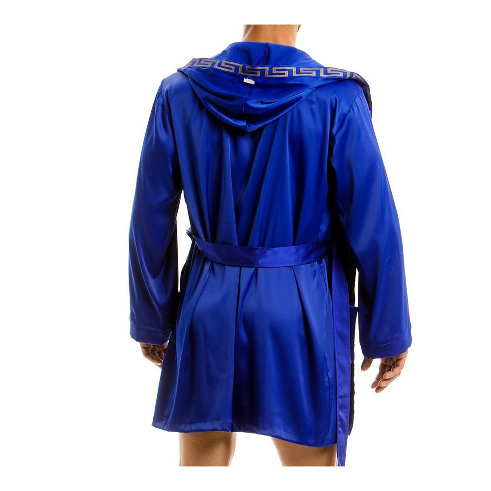 Meander robe - Blue 33d72e4bd