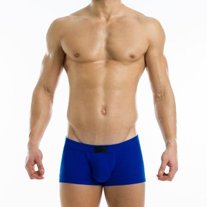 Broaded boxer - Blue
