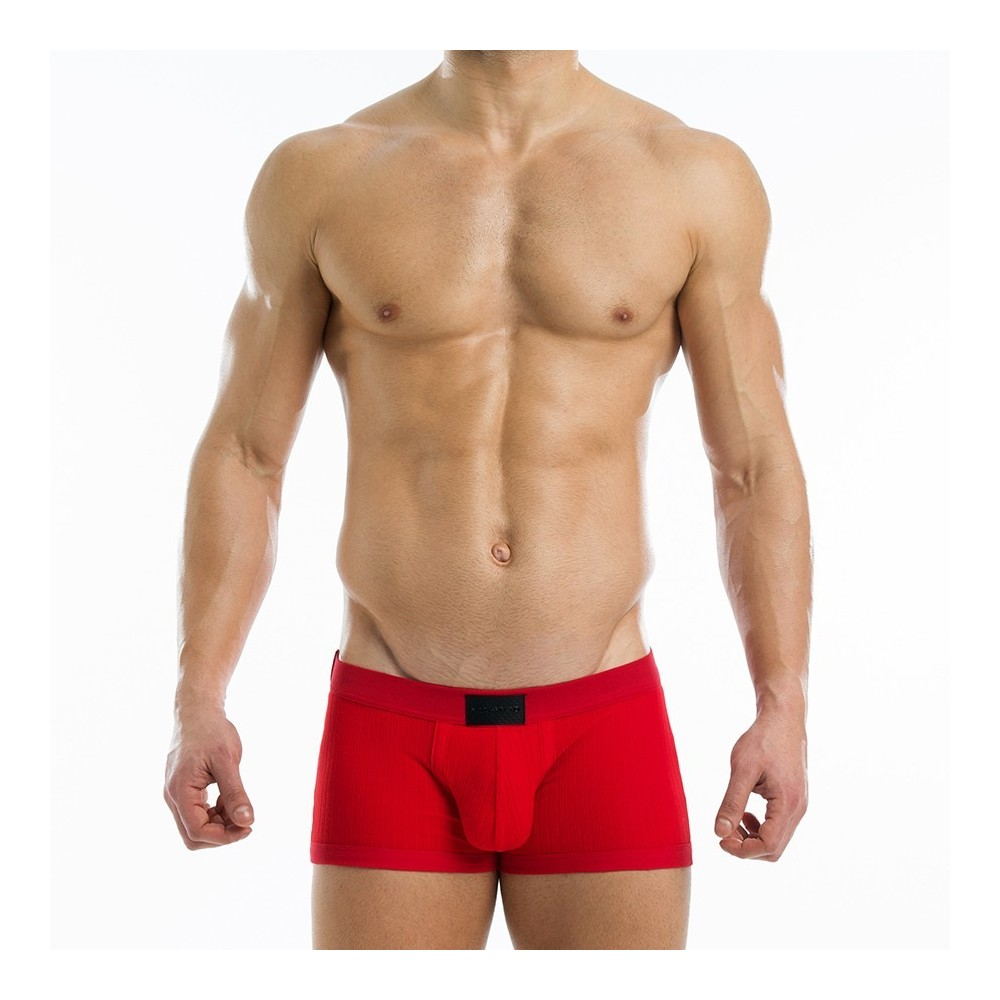 Broaded boxer - Κόκκινο