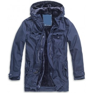 Jacket Parka - Blue