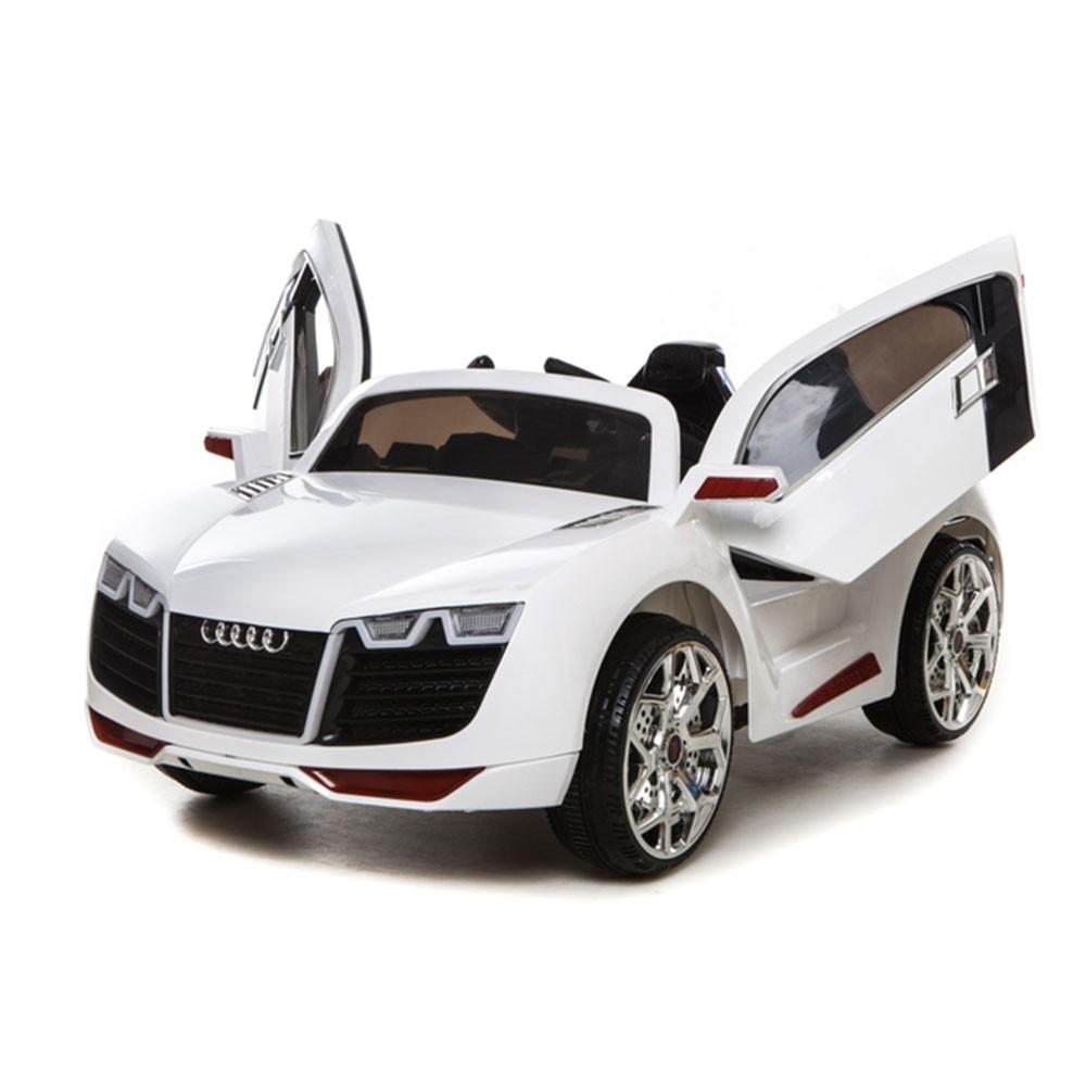 Battery operated Car QLS 8188 - EVA - White