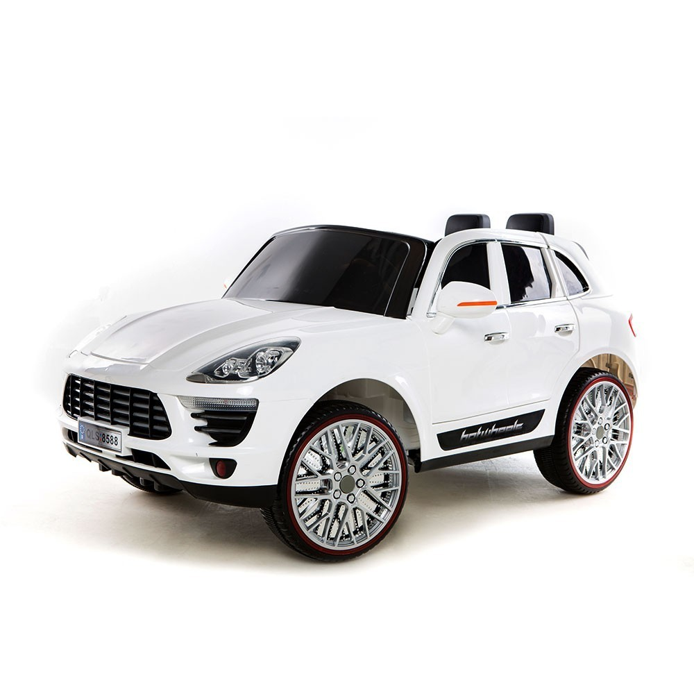 Battery operated Jeep STORM QLS-8588  - White