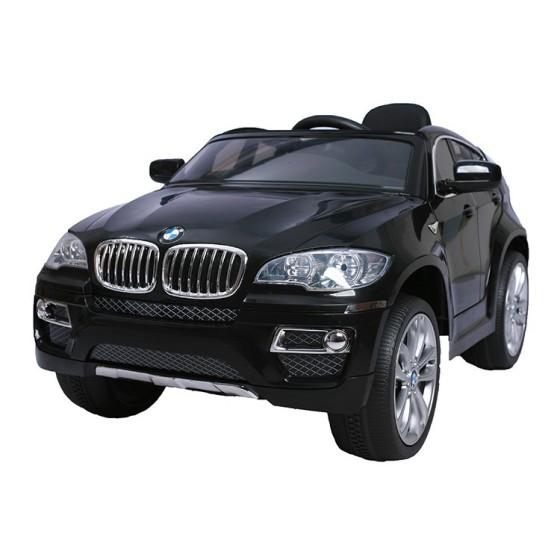 Ηλεκτροκίνητο αυτοκίνητο Jeep JJ258 BMW X6 - Μαύρο